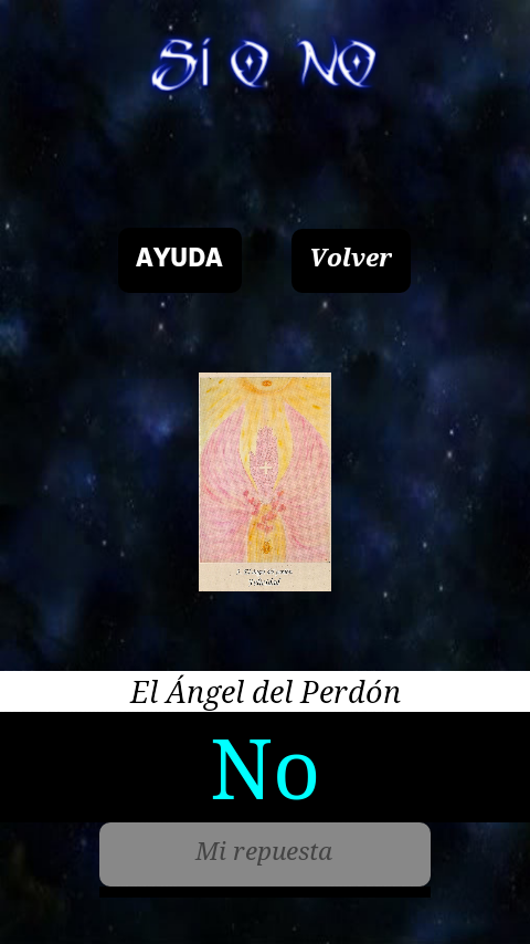 Cartas Sanadoras de Ángeles - screenshot