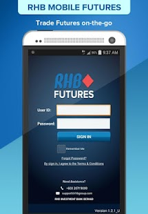 RHB Futures- screenshot thumbnail