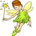Sliding puzzle – Fairy logo
