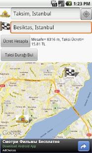 TaksiStanbul - screenshot thumbnail