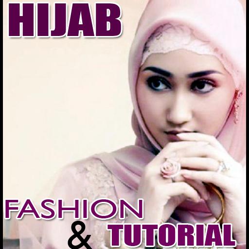 Hijab Fashion and Tutorial LOGO-APP點子