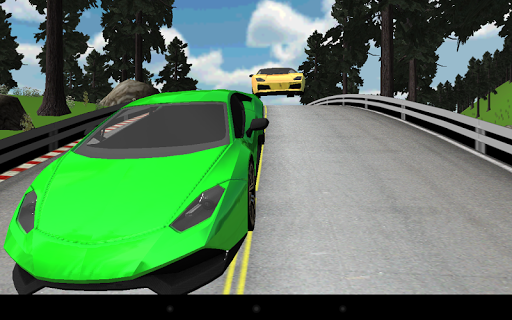 Extreme Sports Car Driving