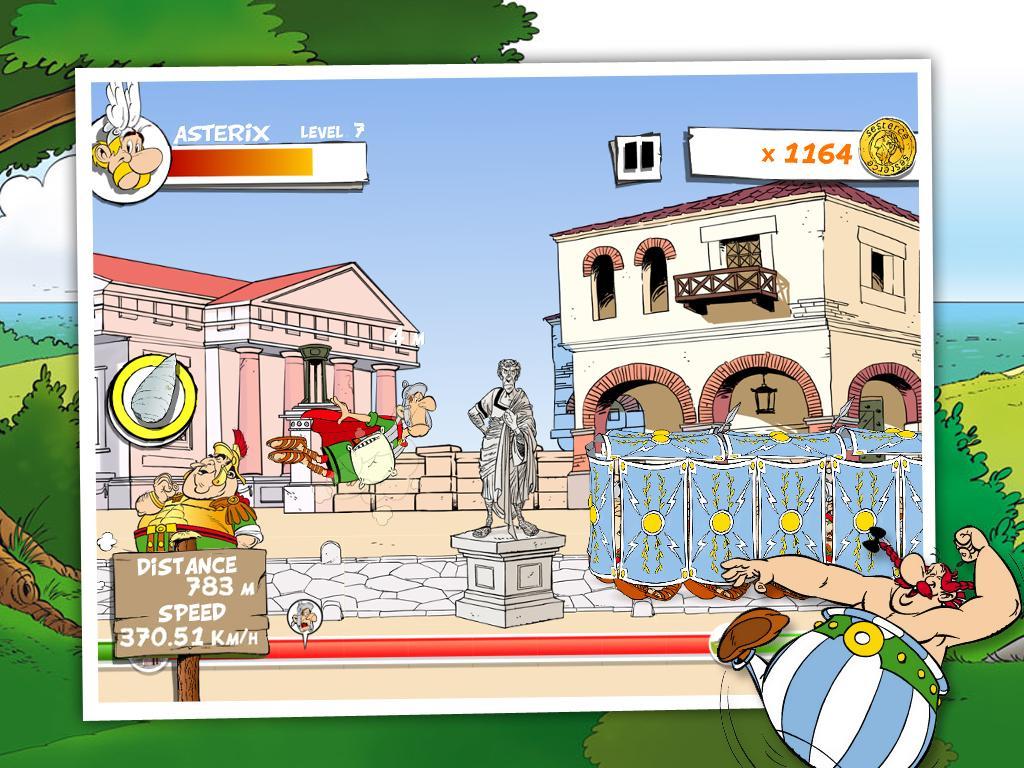 Asterix Megaslap screenshot #14