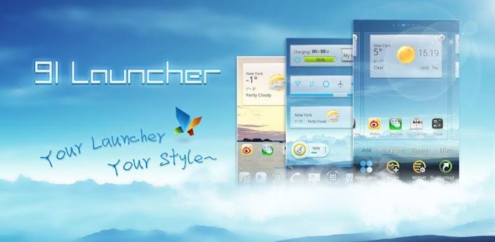 91 Launcher