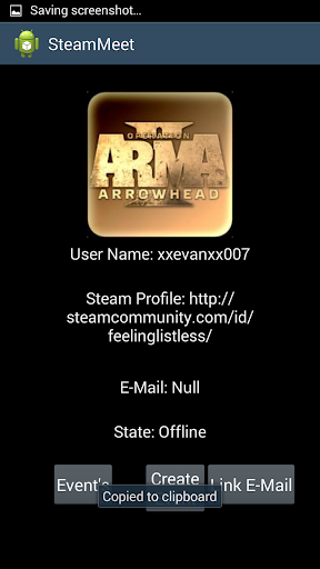 SteamMeet