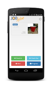 JobJybe mobile app- screenshot thumbnail