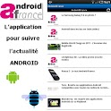 Android France [Android 1.x]] logo