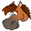 Neighing Horse logo