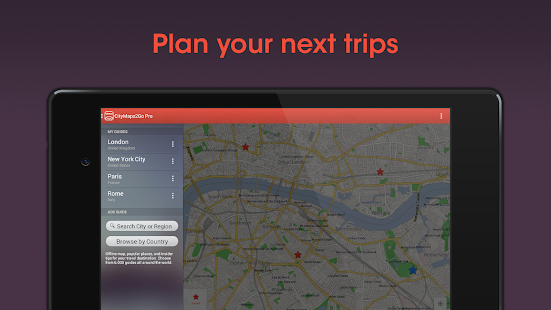 City Maps 2Go Pro Offline Maps- screenshot thumbnail