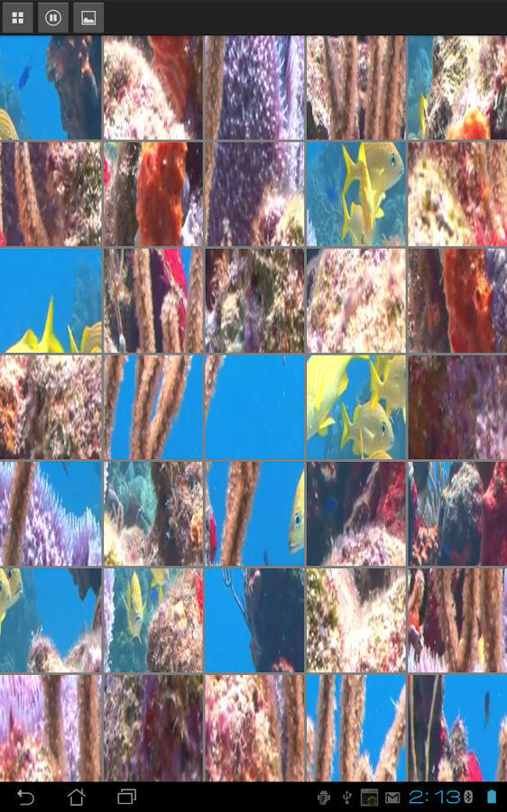 VideoPuzzle - 10 video puzzles- screenshot
