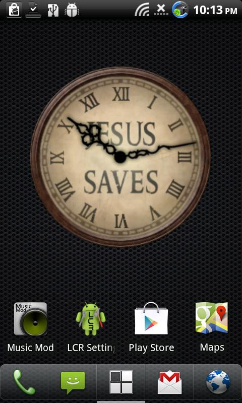 10 Christian Clocks- screenshot