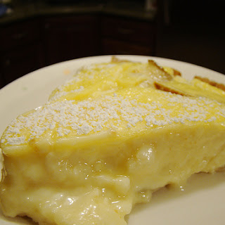 Phyllo-Custard Pie