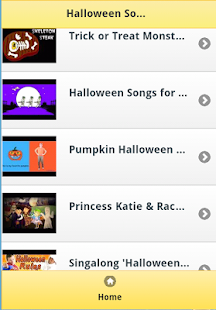 Halloween Kids Songs - Android Apps on Google Play