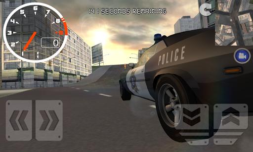 Police Car: Street Driving Sim
