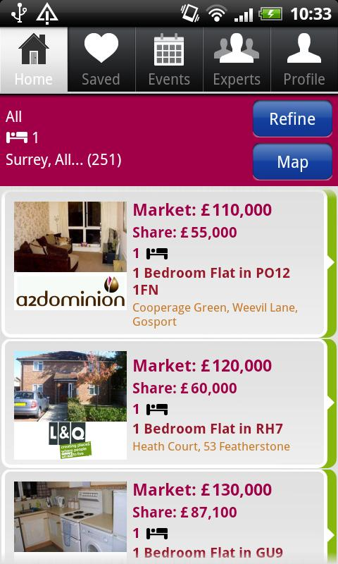Catalyst HomeBuy - screenshot