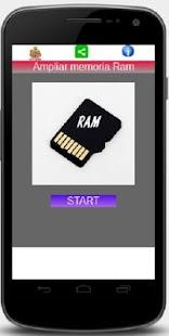Ampliar memoria ram - screenshot thumbnail