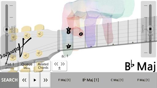 Guitalele Chord Encyclopedia3D