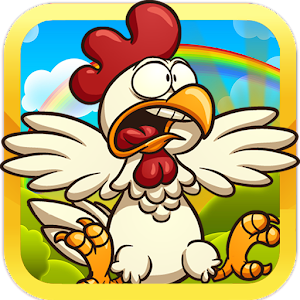 Crazy Chicken for PC and MAC