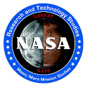 NASA Desert RATS Virtual Site logo