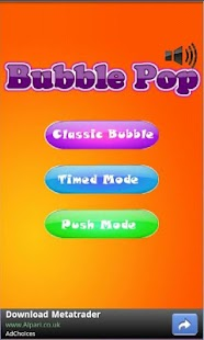 Bubble Pop - screenshot thumbnail