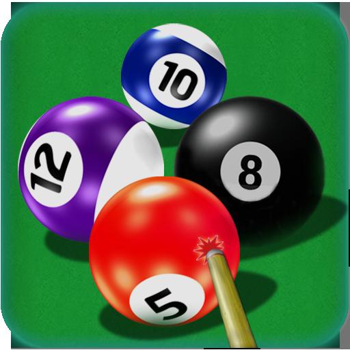8 ボール ソリッドとストライプ 休閒 App LOGO-硬是要APP