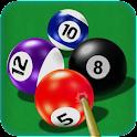 8 ball Cue Club icon