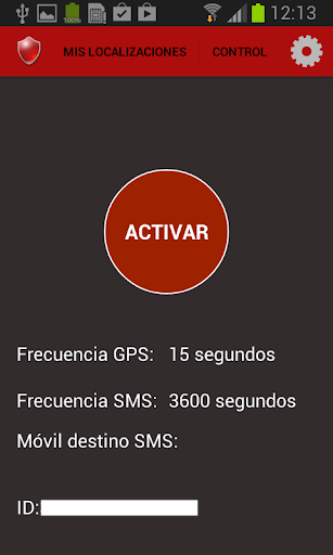 Alerta GPS