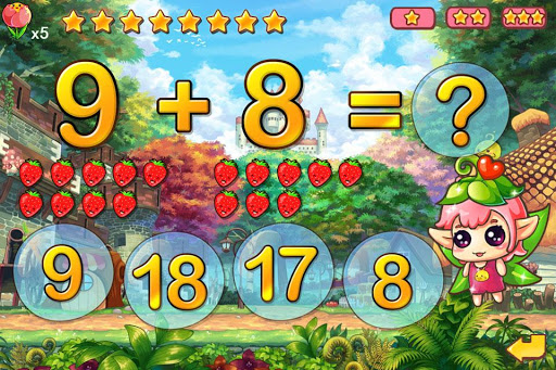 Kids numbers and math games