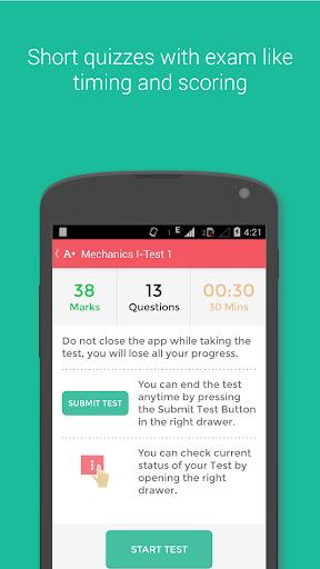 【免費教育App】JEE, NTSE, GATE: Exam Crack-APP點子