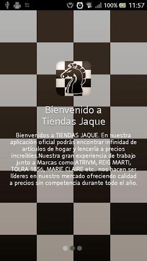 Tiendas Jaque
