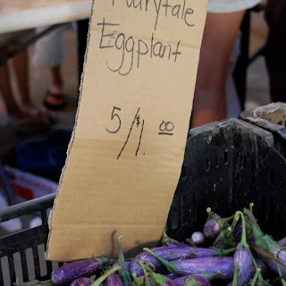 Eggplant and Prosciutto Lasagna.