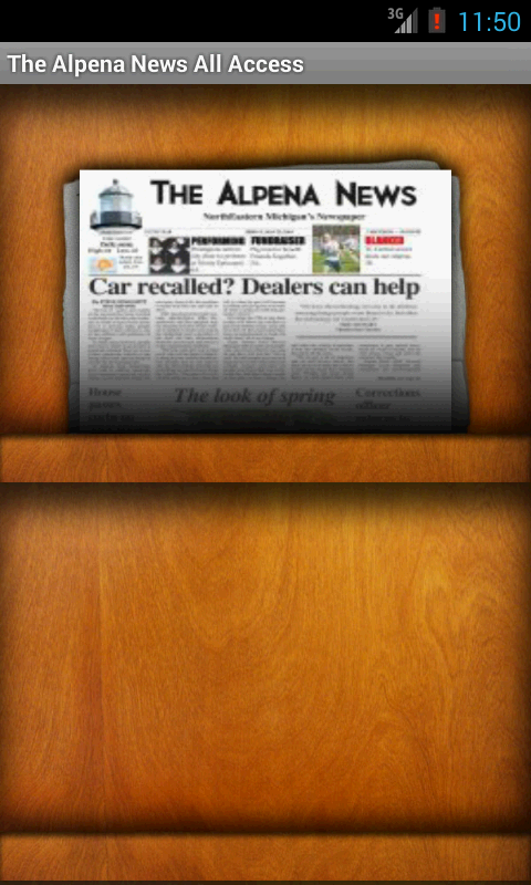 The Alpena News All Access- screenshot