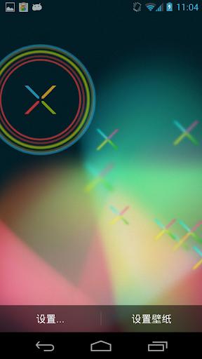 Nexus X Phone动态壁纸