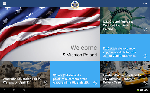 Us embassy poland mobile android apps on google play for Install consul