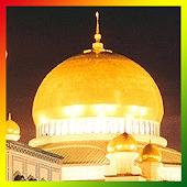 ALLAH Jameasr Hasanil Mosque