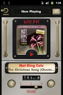 WAY-FM - screenshot thumbnail