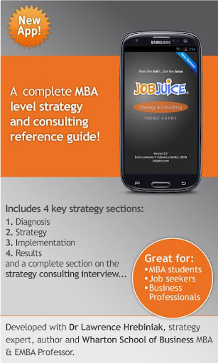 Strategy Consulting Jobjuice