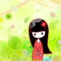 Sakura Girl LWP