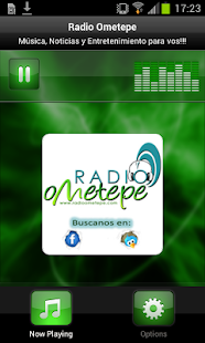 Radio Ometepe- screenshot thumbnail