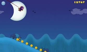Screenshot of Moon Chaser