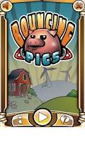 Screenshot of Bouncing Pigs