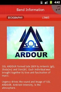 SOL ARDOUR- screenshot thumbnail