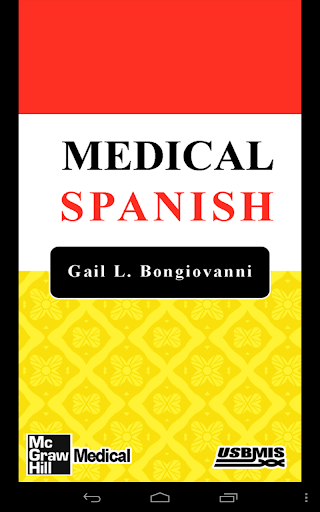 【免費醫療App】Medical Spanish-APP點子