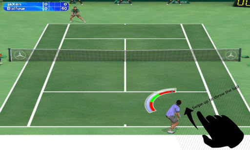Tennis Game 3D