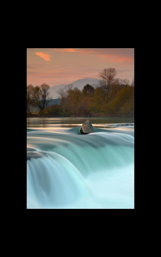 Photo Waterfall Live Wallpaper