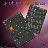 LP Ubuntu Ambiance skin
