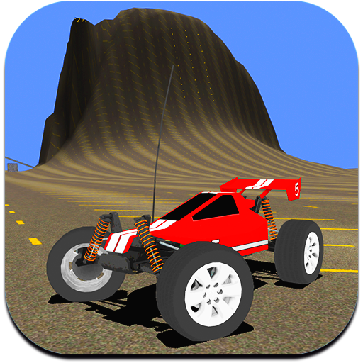RC Car - Hill Racing Driving Simulator