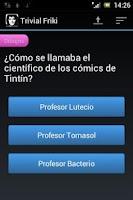 Screenshot of Geek Trivia