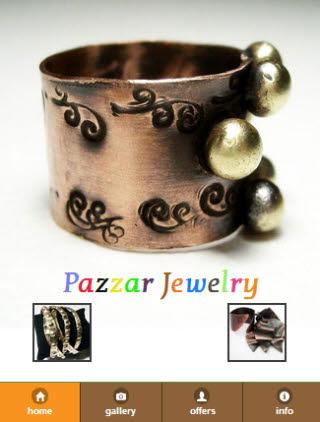 Pazzar Jewelry