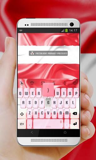 玩免費個人化APP|下載奧地利 TouchPal Theme app不用錢|硬是要APP